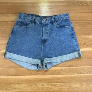 Urban Outfitters Mom Shorts